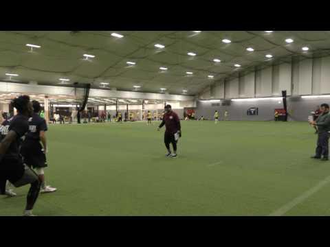 NUC Sports THE PREQUEL FOOTBALL CAMP DB Drills 2020/2021