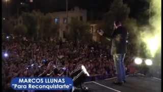 """""""Para Reconquistarte"""" - Marcos Llunas en concierto en Magdalena del Mar (Lima / Perú)"""