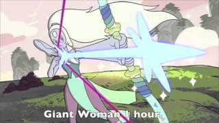 Steven Universe Giant Woman (1 Hour Remix)