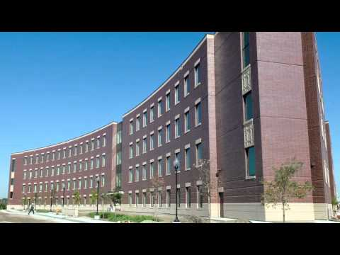 Sage Hall, UW Oshkosh: Efficiency, sustainability went hand in hand