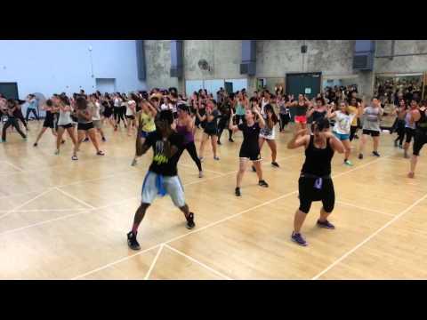 Bodywerk Dance // UC Berkeley Class 7.02.14