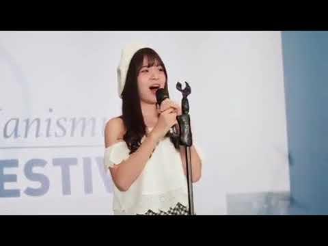 Lucunya Yupi JKT48 saat oppening event
