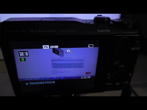 Снятие лимита записи видео и активация 35 языков(Руссификация) Sony DSC-HX20V/HX9V, RX100 Mark1-2