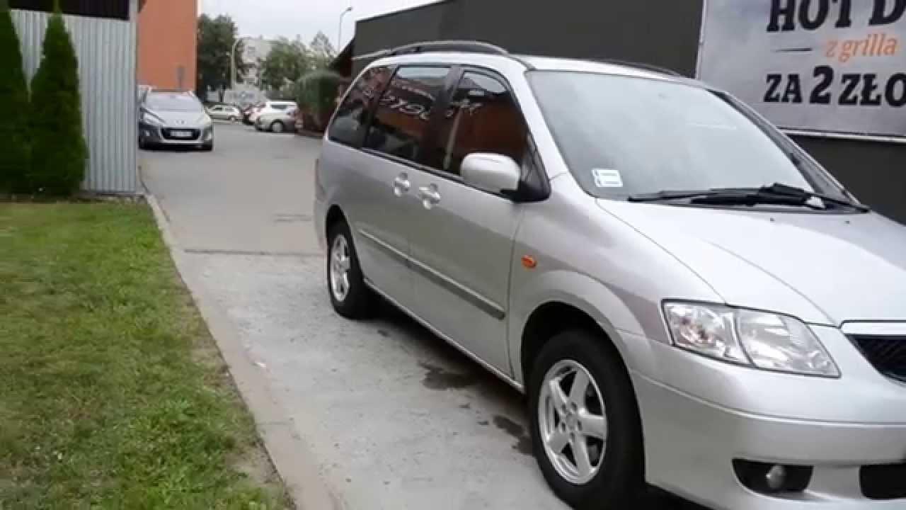 mazda mpv 2003 r - youtube