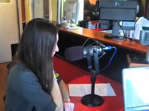 Highlights from Lauren Kate's interview on Mellow 94.7 this morning