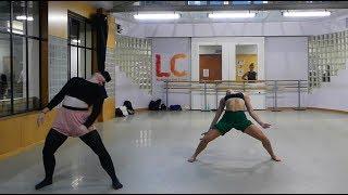 [Kodaline- Shed a tear] Centre des Arts Vivants   Contemporary dance class   Camille Colin class