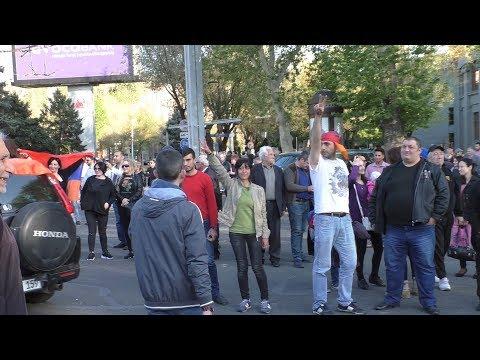 Yerevan, 14.04.18, Sa, Video-2, Hanrahavak.