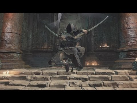 Dark Souls  Ninja Build