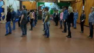 Boot Scootin Boogie Line Dance - compte et danse