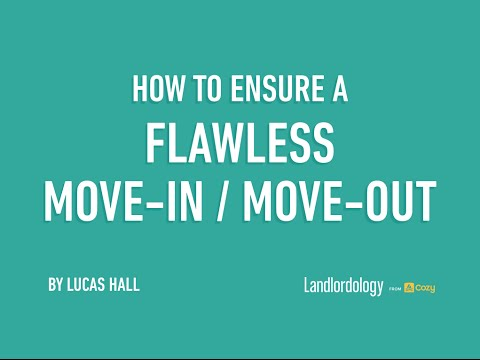 Webinar: How to Reduce Vacancy & Ensure a Flawless Move-in / Move-out (Oct 22, 2015), by Cozy