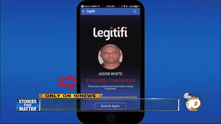 New app helps verify someone's identity
