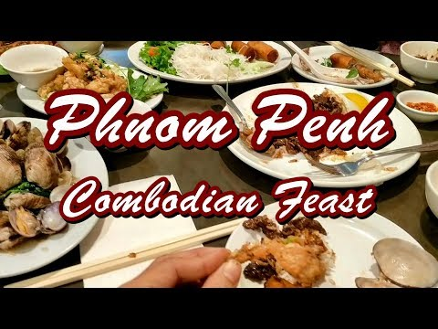 PHNOM PENH:  Amazing South East Asian Cuisine (Vancouver)