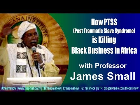 How PSTS is Killing Black Business in Africa with Professor James Small