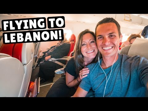 Jordan to LEBANON (Bad First Impression)