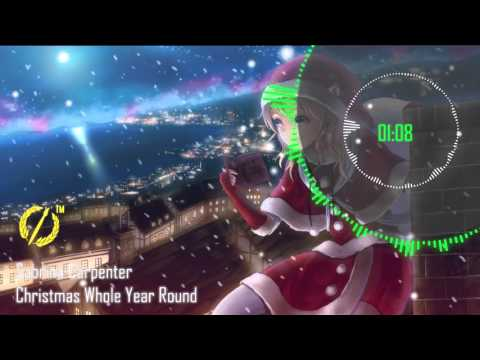 Nightcore - Christmas The Whole Year Round | Sabr