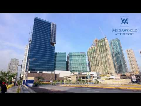 Uptown Bonifacio - Megaworld's latest Township in Fort Bonifacio Global City