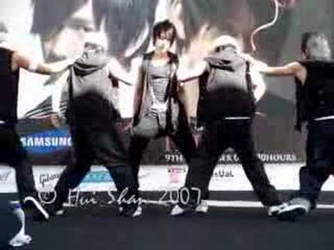 JJ Lin sha shou The Killa K.O. medley at JJ Party II 12
