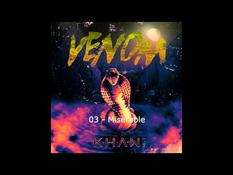 Khan - Venom (Disco Completo)