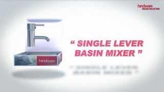 Basin Mixer Faucet - Hindware