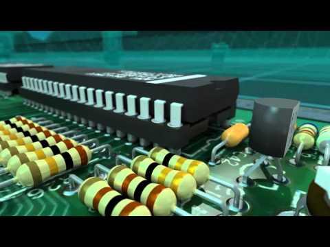 The Atari 800XL Home Computer (3D Animation, 2015)