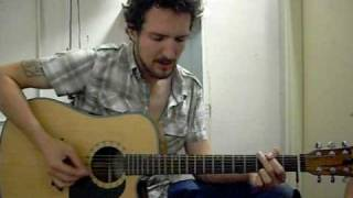 Frank Turner backstage @ Pompano Beach Amphitheatre 7/18/09 You Are My Sunshine
