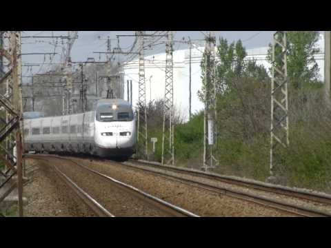 RENFE AVE Toulouse