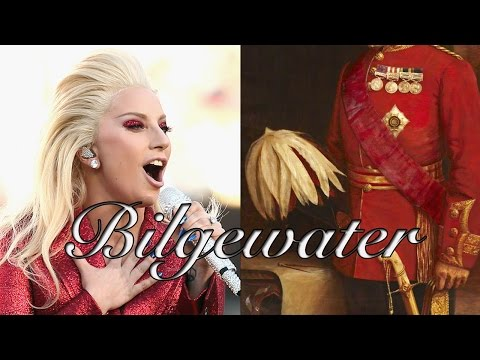 Can Lady Gaga Teach Manners & Etiquette? - From Lt Col Bilgewater