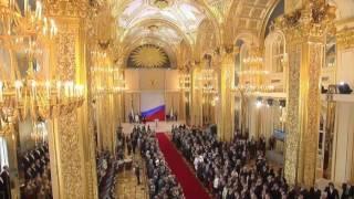 Russian President Vladimir Putin's Entry into the Kremlin - Imperial March