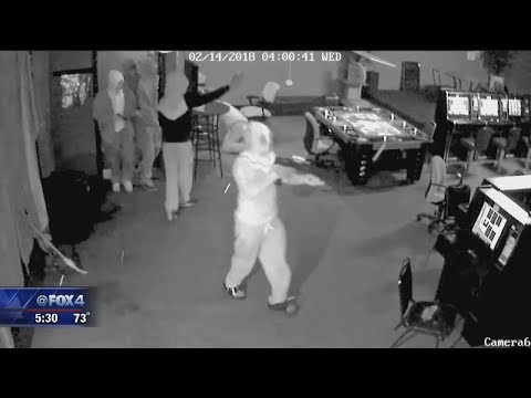 Arrests made in Fort Worth game room robbery