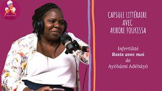 Capsule littéraire I Reste avec moi I Ayòbámi Adébáyò