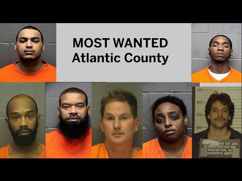 Most wanted in Atlantic County