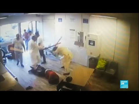 France : un homme passé à tabac pour avoir demandé le port du masque