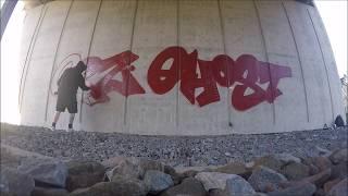 Graffiti - Ghost EA - CRZ Trackside