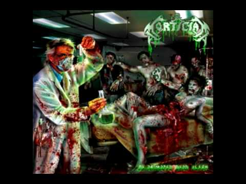 Mortician - Crazed For Blood
