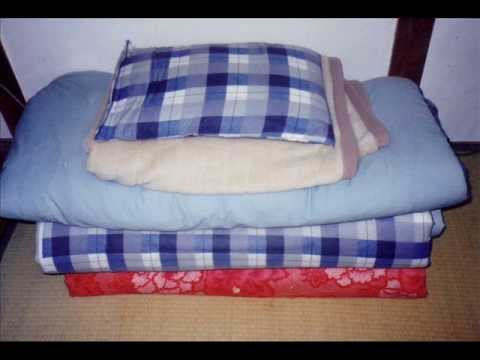 Japanese Customer Culture 50 How To Make A Futon Bed