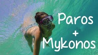Paros + Mykonos - Septiembre 2015 (Terrible experiencia hotel de Mykonos)