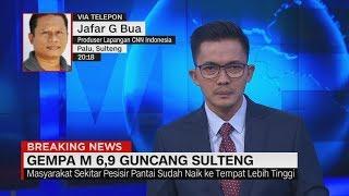 Download Video Breaking News: Gempa Bermagnitudo 6,9 Terjadi di Sulteng & Berpotensi Tsunami MP3 3GP MP4