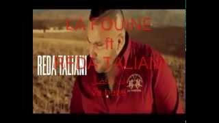 La Fouine feat. Reda Taliani - Va Bene - parole ( مترجمة بالعربية )