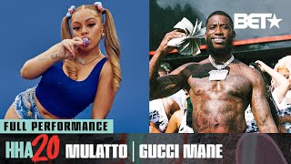 Gucci Mane Joins Mulatto For A Performance Of Muwop, B****h From Da Souf & More! | Hip Hop Awards 20