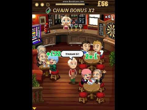 [Game Java] Chơi Pub Mania – Phục vụ nhà hàng