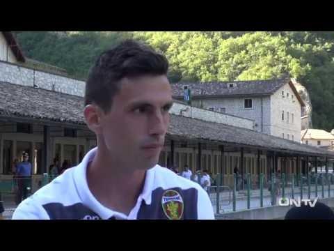 ONTV: Federico Furlan post Ternana-Atletico Orte (9-0)