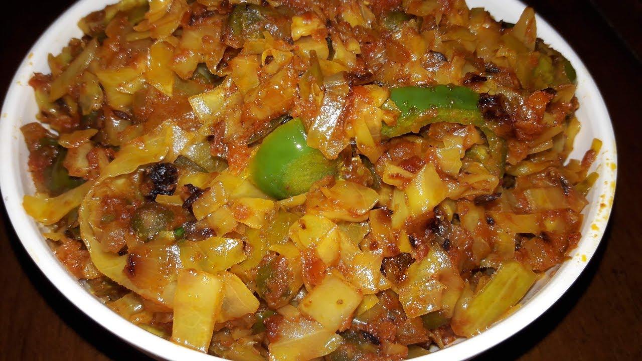 ചപ്പാത്തിക്കൊപ്പം കാബേജ് കറി ഇതുപോലെ ഉണ്ടാക്കി നോക്കൂ സൂപ്പറാ  /cabbage dry curry/by jaya's recipes