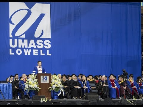 Steve Kornacki's 2017 UMass Lowell Morning Commencement Address
