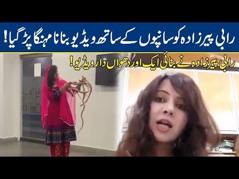 Watch: Rabi Peerzada's