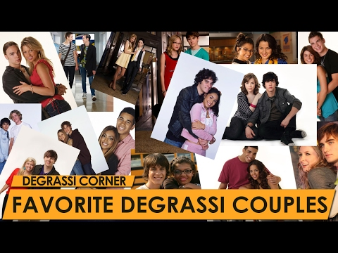 Favorite Degrassi Couples Of All Time | Degrassi Corner
