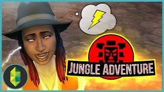 CURSED! ⛈ | Jungle Adventure (PART 4)