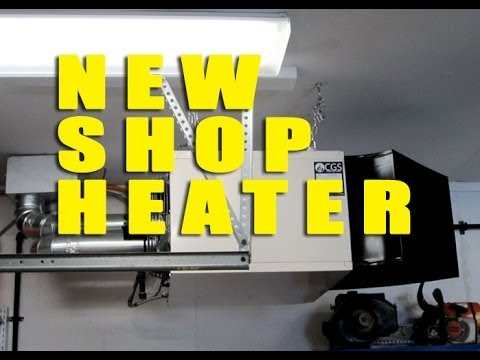 New Natural Gas Heater In Donyboy73
