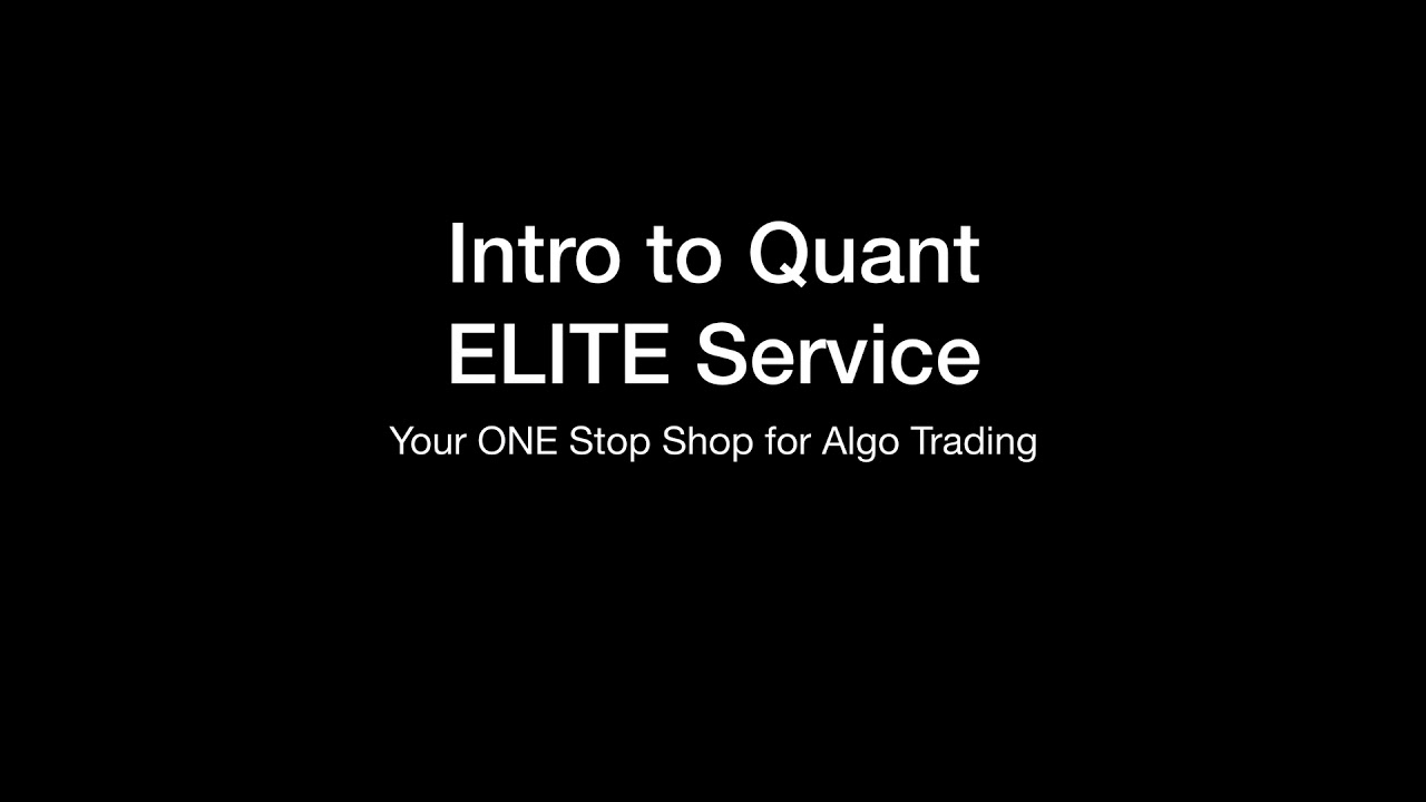 3 SLOTS left for 3 YR deal of algo trading - QUANTLABS NET