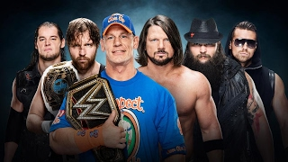 Full WWE Elimination Chamber 2017 PPV preview and predictions #WWEChamber