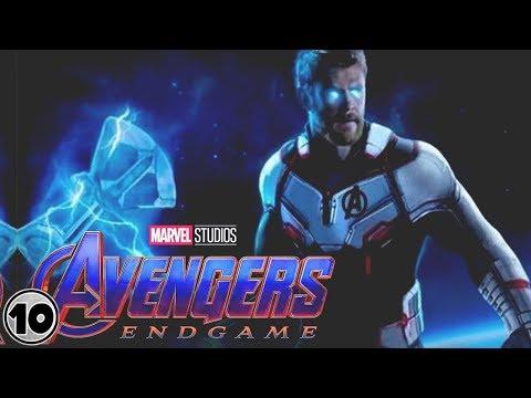 Top 10 Avengers: Endgame Leaks